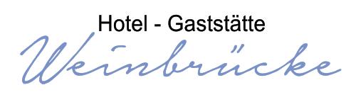 Hotel Gaststätte Weinbrücke